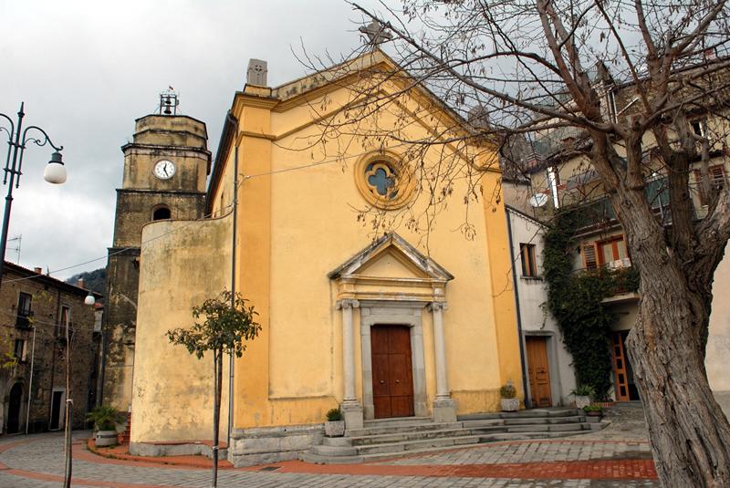 Chiesa di San Giovanni Battista - Cardile