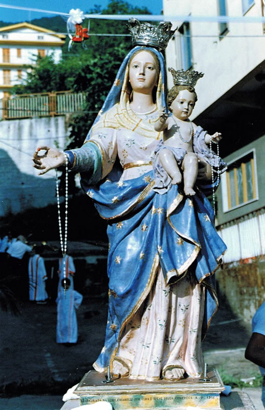 Madonna del SS. Rosario