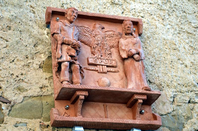 La Via Crucis nel borgo antico di Cardile