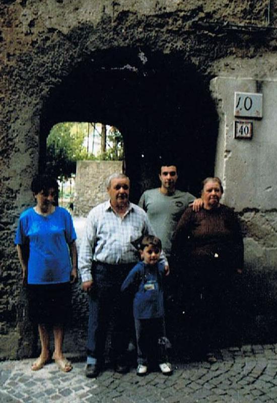 Volti e vichi del borgo antico