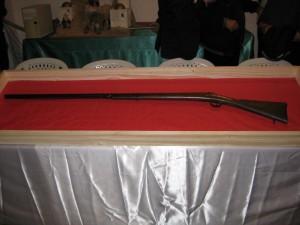 Il fucile di Alessandro Riccio