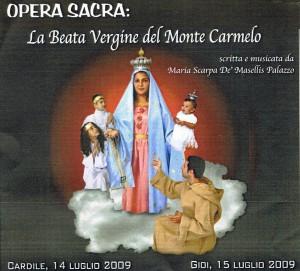 La Beata Vergine del Carmine