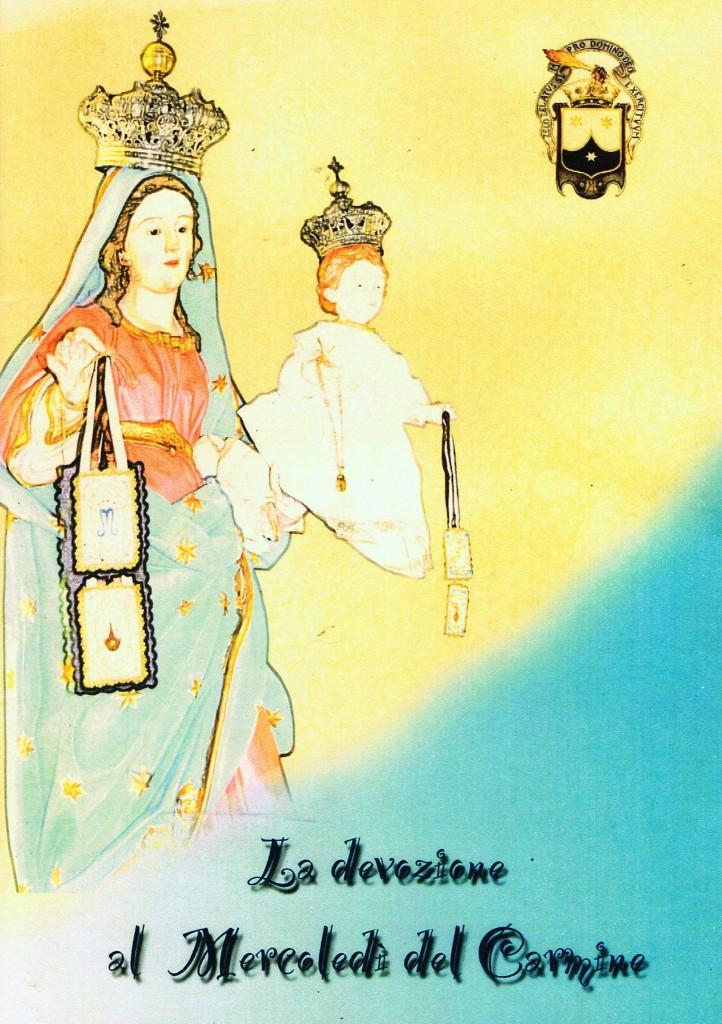La devozione al Mercoledì del Carmine