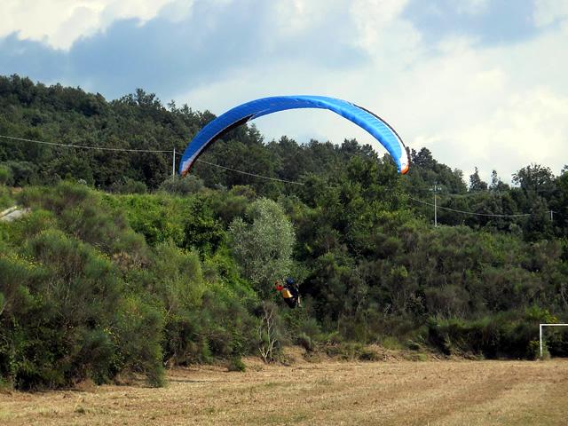 Parapendio - il volo di Cardile