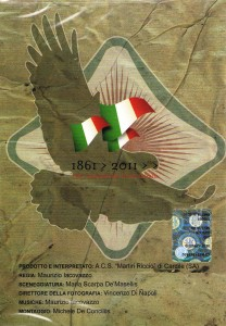 """""""Bagliori nell'Alba"""", gennaio 2008, film sulla storia della famiglia Riccio - retro"""