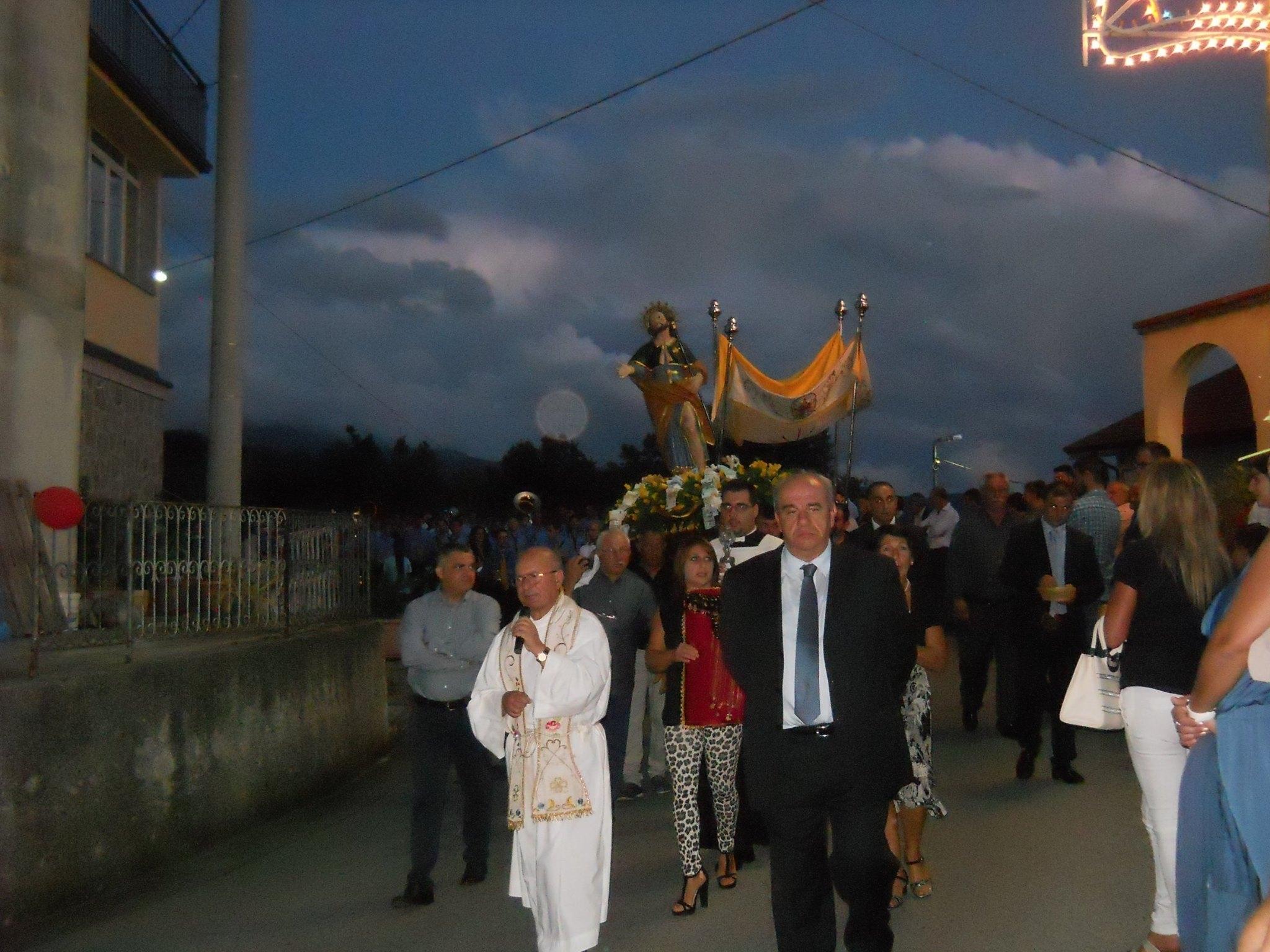 Processione a San Rocco